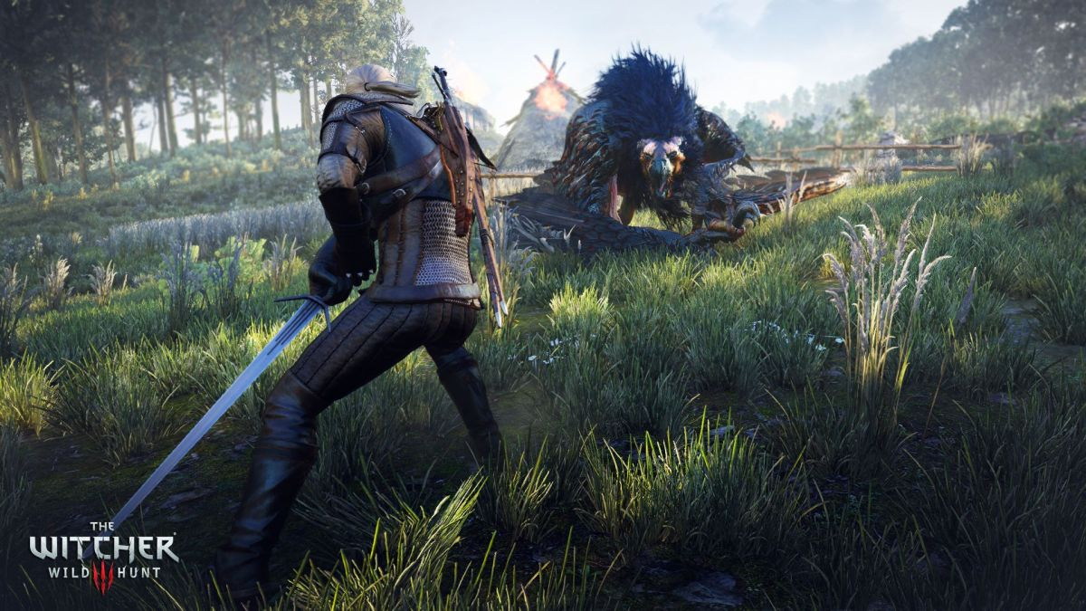 Imorgon släpps New Game Plus-patchen till PS4-versionen av The Witcher 3: Wild Hunt
