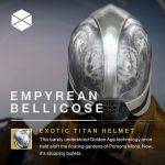 empyrian bellocose destiny taken king
