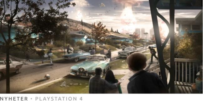 PS4-versionen av Fallout 4 ser fantastisk ut till PS Vita