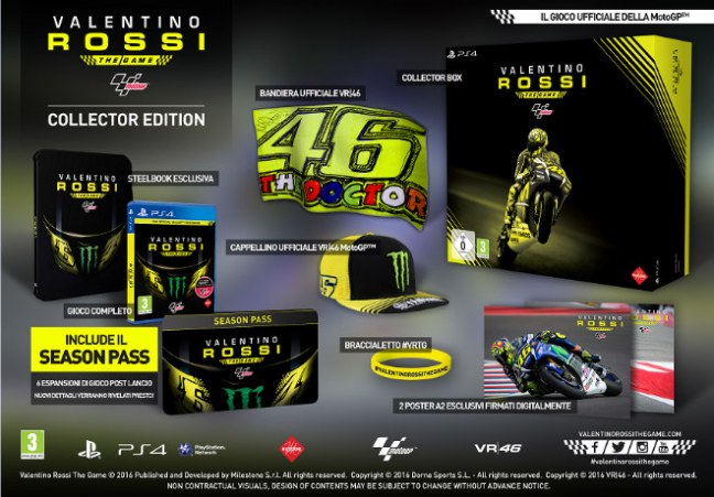 valentino rossi samlarversion