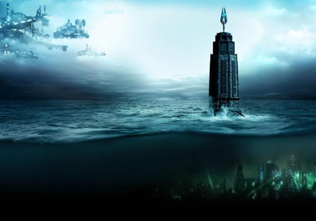 bioshock the collection artwork