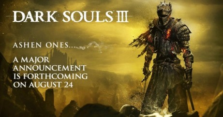 dark souls 3 announcement