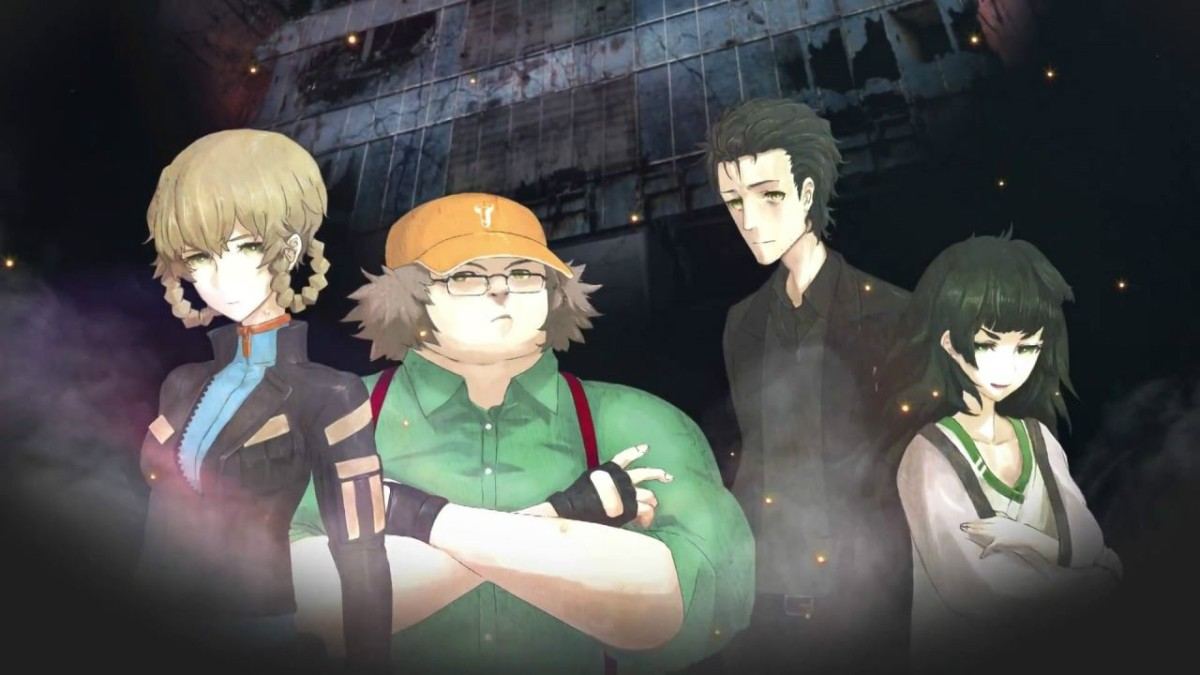 Videorecension: Steins Gate 0 (PS4, PS Vita - inspelat från skärmen)