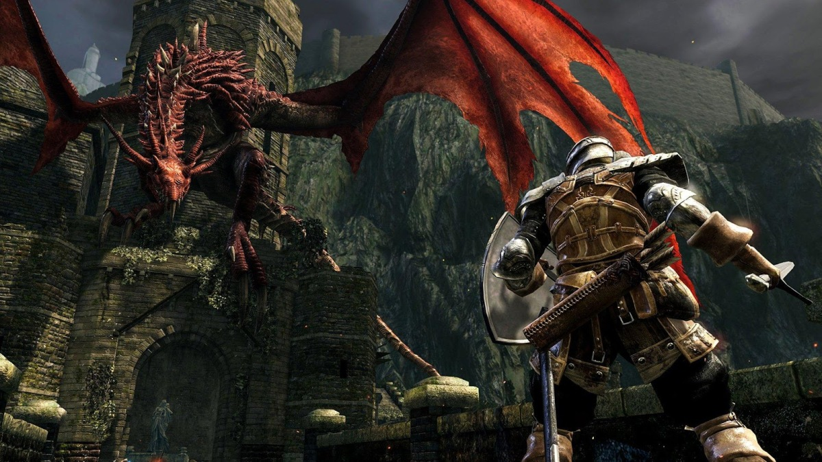 Dark Souls Remastered - ny trailer visar förbättringar