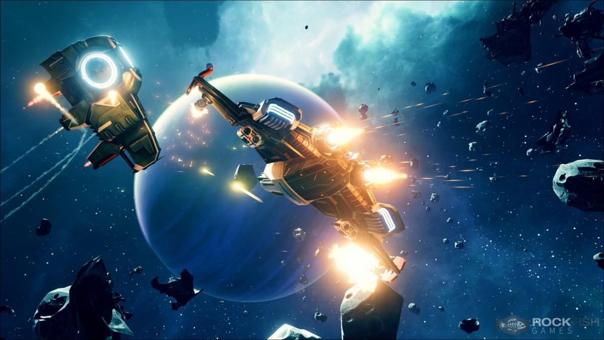 Recension: Everspace