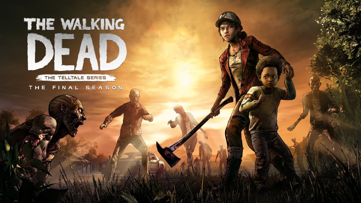 The Walking Dead: The Final Season - borttaget från digitala plattformar