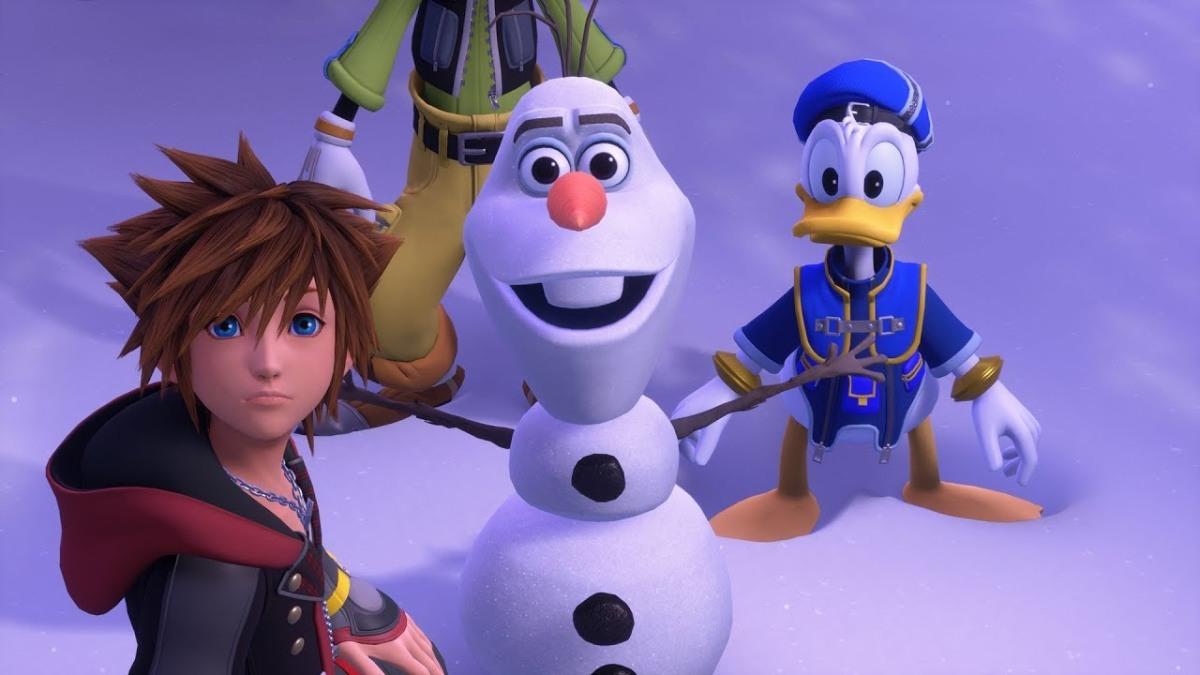 Kingdom Hearts III sålde bäst i USA under januari