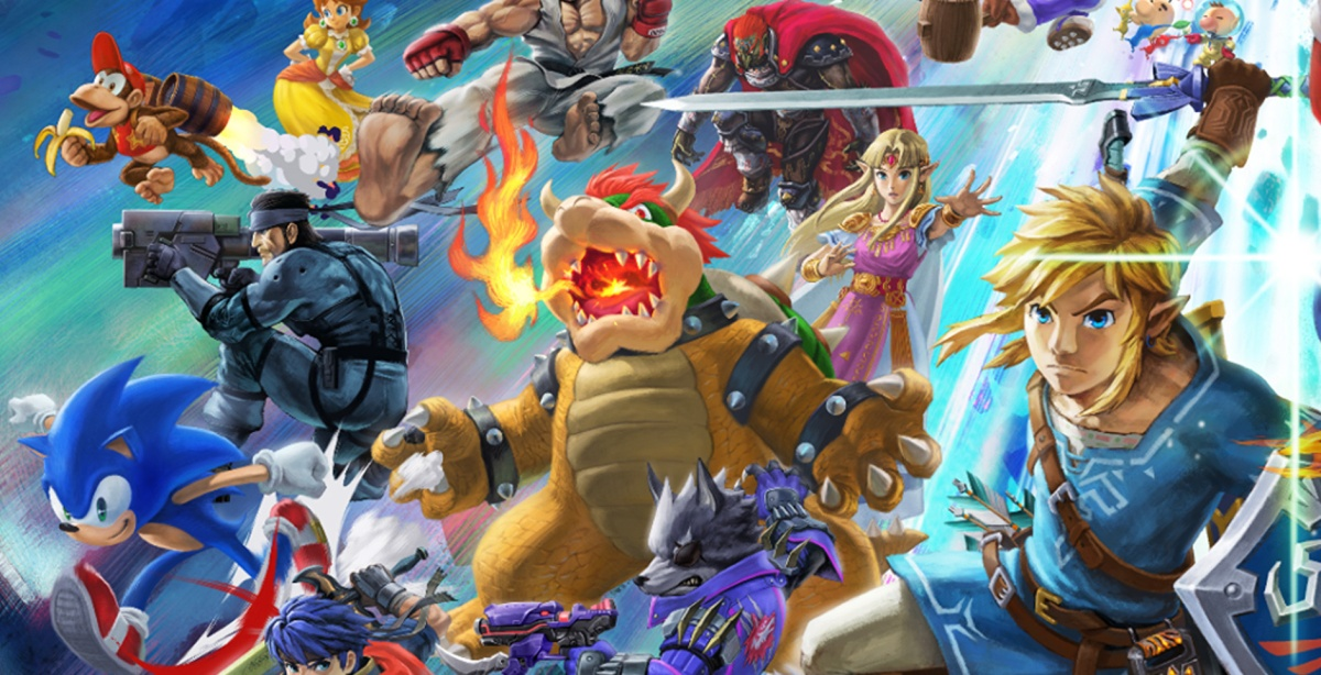 Stor succé för Super Smash Bros Ultimate i Japan