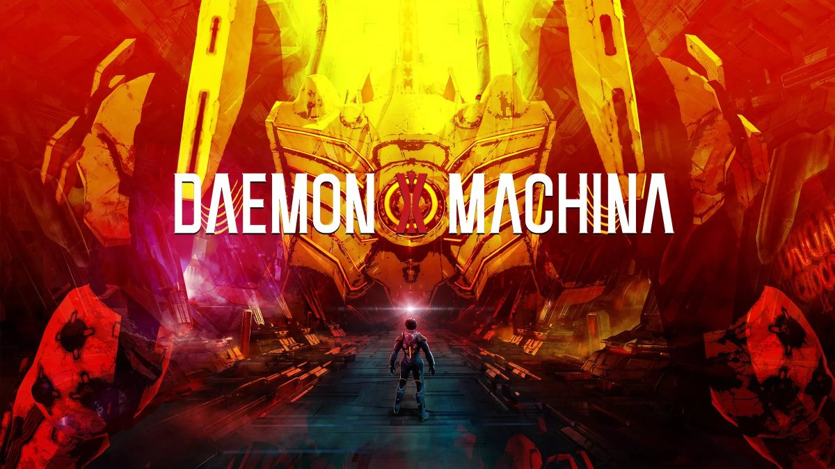 Vi testar Daemon x Machina