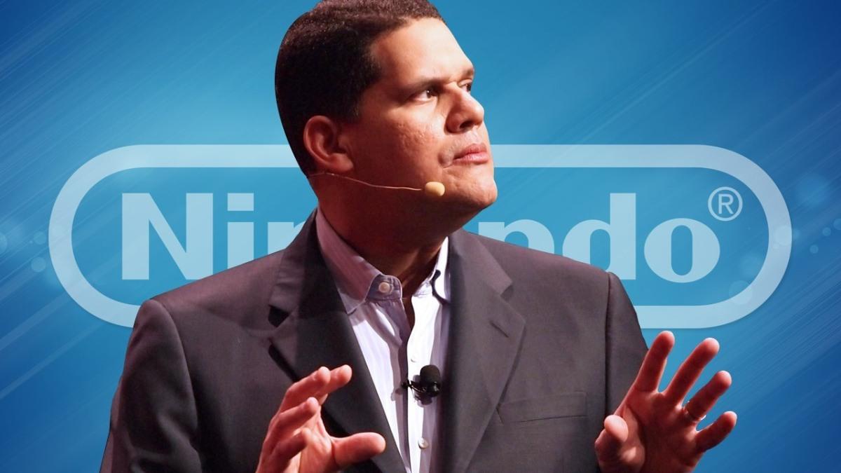 Reggie Fils-Aime lämnar Nintendo