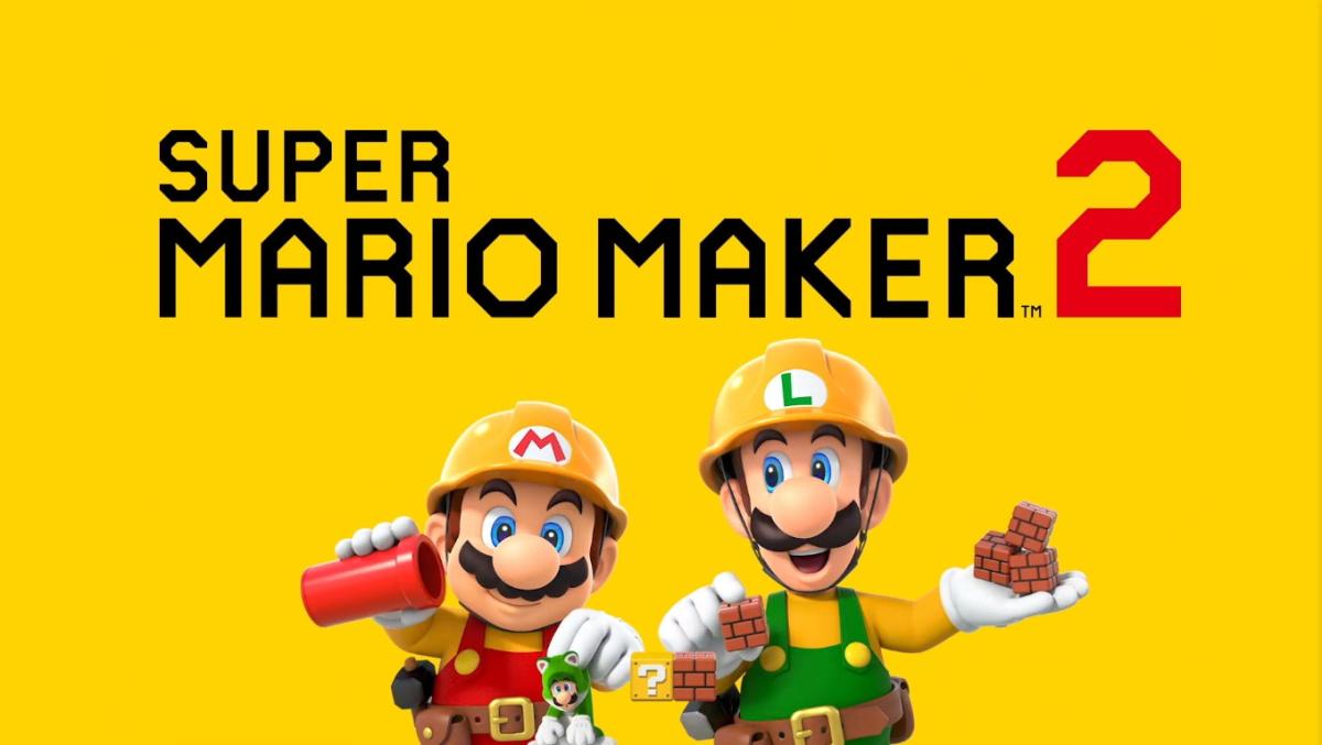 Super Mario Maker 2 - Nintendo berättar mer om sitt spel
