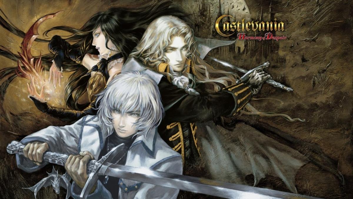 Castlevania: Harmony of Despair blir bakåtkompatibelt till Xbox One