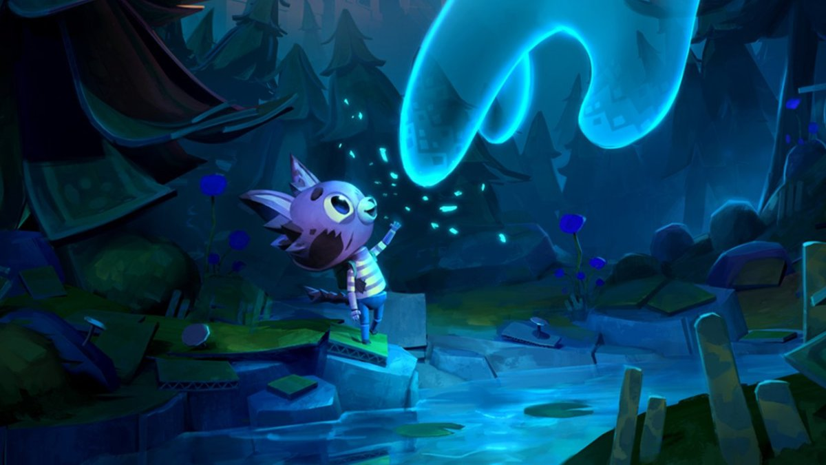 SpelPaus: Vi recenserar Ghost Giant