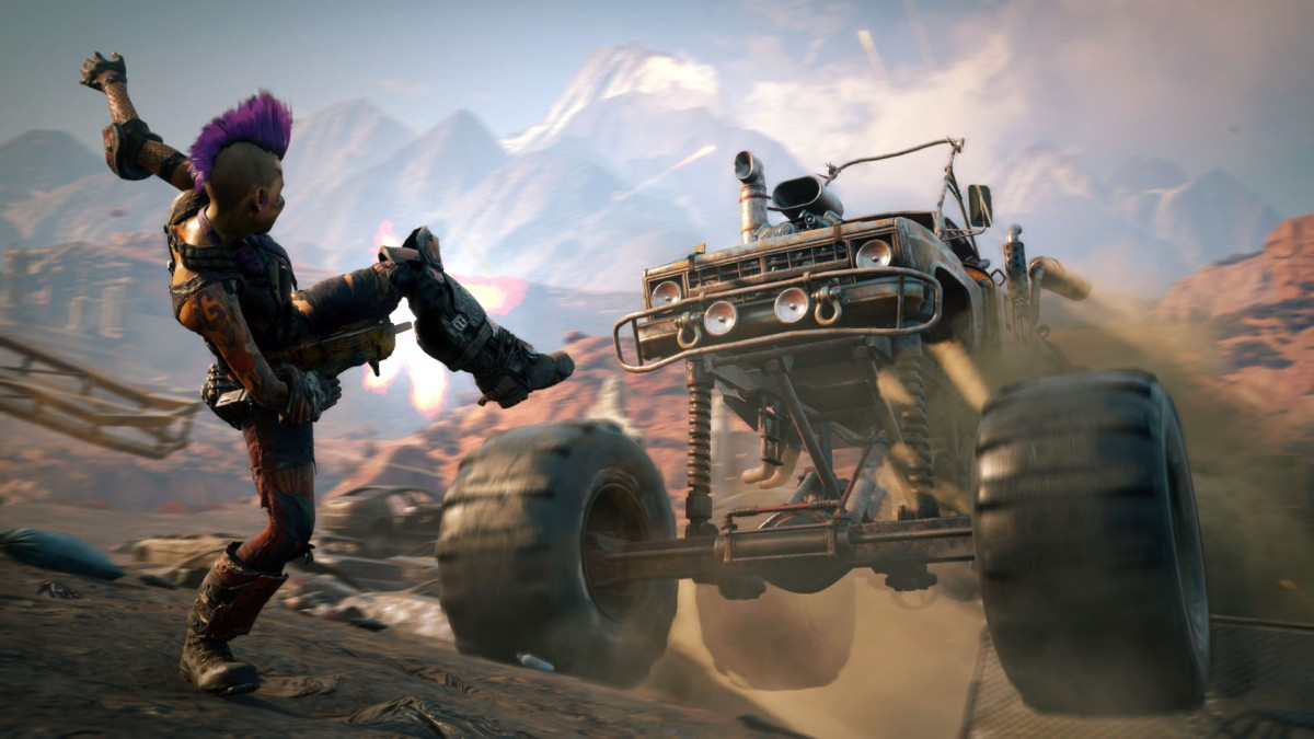 Videorecension: Rage 2